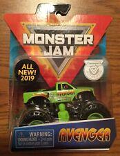 NEW 2019 SPIN MASTER-  Monster Jam Authentic - Avenger