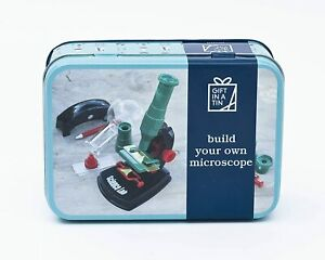 Build Your Own Microscope - Young scientists can assemble their own microscope
