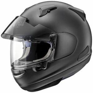Arai Qv Pro Ghiaccio Nero da Moto Casco - 2X-LARGE