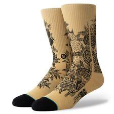 Stance NEW Men's Thorn Socks - Tan BNWT