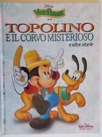 Topolino e il corvo misterioso altre storiedisney video parade paperino pluto