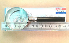 50 mm de diámetro X3 Lupa Convexo Lupa Lente
