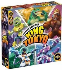 KING OF TOKYO : LA FURIA DEI MOSTRI Gioco da Tavolo Italiano Mancalamaro  mostri