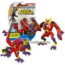 Year 2012 Transformer Prime Beast Hunters Deluxe Class Figure Predacon LAZERBACK
