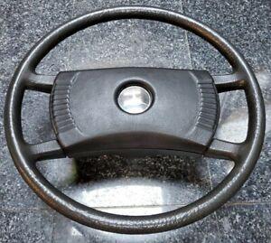 Mercedes 450SL Steering wheel Black OEM 350SL 380SL 280SL 500SL 1972-1985 R107