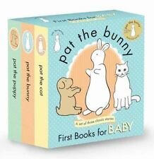 Pat The Bunny: First Books For Baby (pat The Bunny) (touch-And-Feel): By Doro...