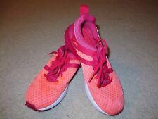 Women's Puma Running Cross Athletic Training Shoe 7M Mesh Pink Salmon Neon EUC