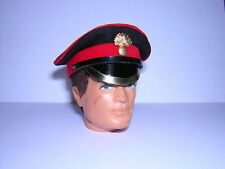 Banjoman 1:6 Scale Custom Grenadier Guards Peaked Cap For Action Man / G I Joe