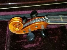 "Lisle Violin Shop Model 96 15"" Viola with Bow and case"