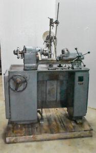 Schaublin Model 102-80 Lathe (CTAM #5779)