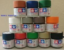 Tamiya Acrylic Paint X Range