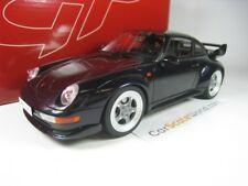 PORSCHE 911 GT (993) 1/18 GT SPIRIT (FONCÉE BLEU)