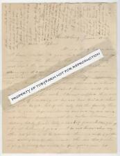 HEALDSBURG CALIFORNIA 1880 PIONEER JIRAH LUCE'S WIFE MARY COTTLE LUCE TO NEPHEW