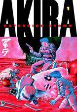 Akira, Volume 1-Katsuhiro Otomo