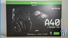 ASTRO Gaming A40 TR Headset + MixAmp Pro TR for Xbox One- wired TOURNAMENT READY