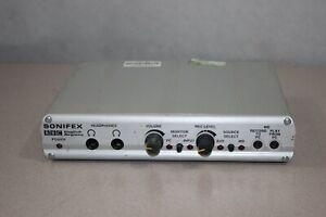 Ex-BBC Sonifex DAW-ER Digital Audio Workstation (0000_22C)