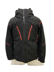 Top Quality Lined Mens The North Face Black Jacket Medium