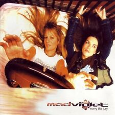 Madviolet - Worry The Jury (CD 2009) Canada issue Digipak
