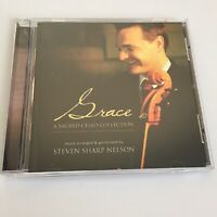 Steven Sharp Nelson Grace A Sacred Cello Collection Mint Disc