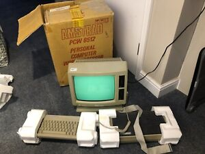 Amstrad PCW8512 Computer - Boxed