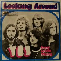 "YES ⚠️Unplayed⚠️ 7""-1970-Looking Around/Every little Thing-ATL 70425-Germany"