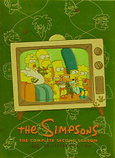 The Simpsons Complete Second Season New/Unsealed Region 1 (22 Complete Episodes)