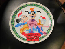 New ListingSchmid Bros Disney Family Collector's Series • Christmas 1975 Collector's Plate