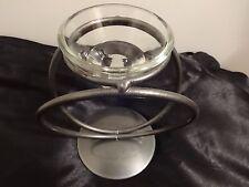 Teelicht - Kerzen , Halter Metall/ Glas , C
