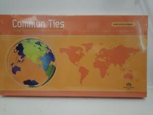 Creative Therapy Store, COMMON TIES:  Living Together in a MULTICULTURAL WORLD