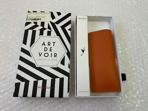 art de voir sunglasses Stories Of PARIS eyepetizer Case Eyewear orange Case