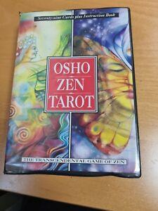 Osho Zen Tarot Set (Ozt99) # by Us Games (General merchandise, 1995)