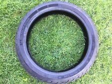 Michelin Pilot Power Part Worn Tyre Radial 120 x 70 x 17 Front