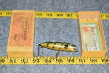 Vintage South Bend Fish Oreno Fishing Lure
