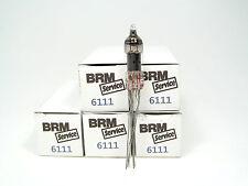 1 x NOS 6111-cv3961-brm service-US Tube-Own Box-Sub min Twin triode
