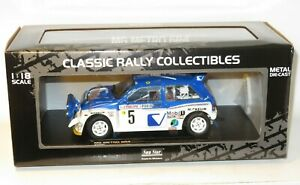 1/18 MG Metro 6R4 Computervision  Rally Monte Carlo 1986  T.Pond / R.Arthur