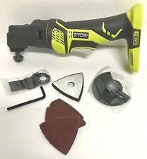 RYOBI P246 18V JobPlus Multi Tool with P570 Head and All Accessories - NEW