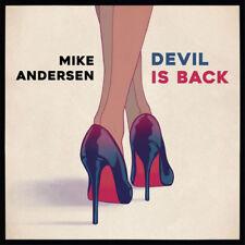 Mike Andersen : Devil Is Back CD (2017) ***NEW***