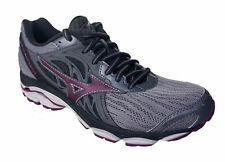 Mizuno Women's Wave Inspire 14 Running Athletic Shoes Gray Purple Black Size 6