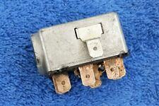 VW Hazard / Emergency Light Switch GENUINE 111953235G NEW OLD STOCK NOS