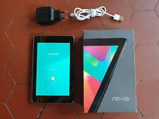 ASUS Google Nexus 7 2012 1st Génération 16 Go
