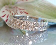 Reinheit VS Echtschmuck-Ringe mit Brilliantschliff für Damen