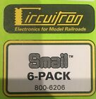 Circuitron 800-6206 - 6 pack SMAIL, Slow Motion Actuator with Integrated Logi...