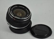 Olympus OM Zuiko Auto-W 24 mm f2.8 MF om-system lens from Japan