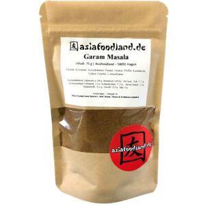 Asiafoodland - Garam Masala - Gewürzmischung - 75 g - Der indische Klassiker