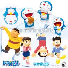 Doraemon PUTITTO SERIES Cup Edge Figure (COMPLETE SET 8 PCS BOX SET) EYEUP JAPAN