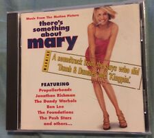There's Something About Mary by Original Soundtrack (CD, Jul-1998, Capitol)