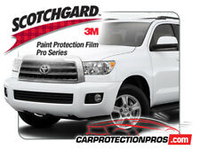2018-2019 Toyota Sequoia 3M Pro Series Clear Bra Standard Paint Protection Kit