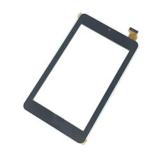 7 Inch Touch Screen Digitizer Replacement Glass for PN: MJK-0449-FPC Black