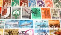 Türkei 50 verschiedene Sondermarken
