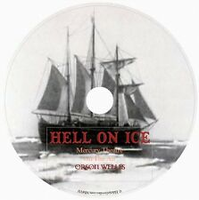 Mercury Theater HELL ON ICE 1 Audio CD ORSON WELLES